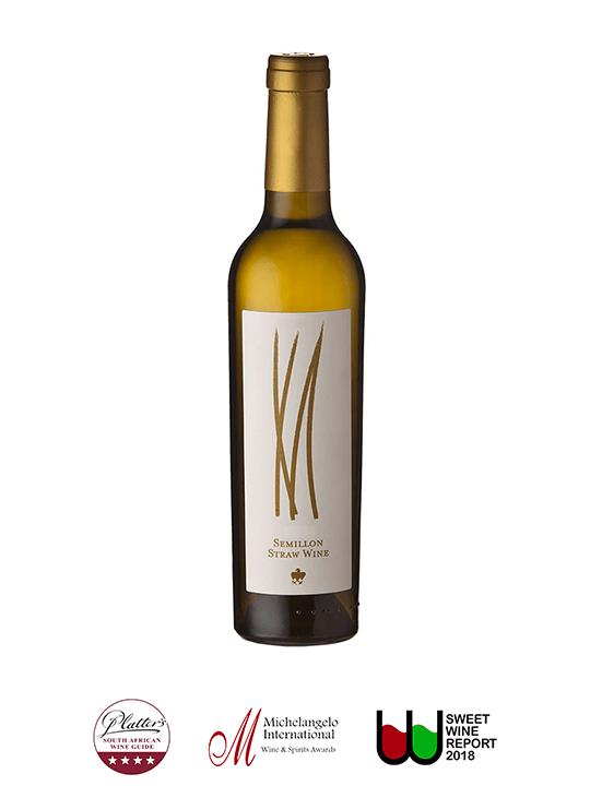 Meinert Semillon Straw with Wine Awards